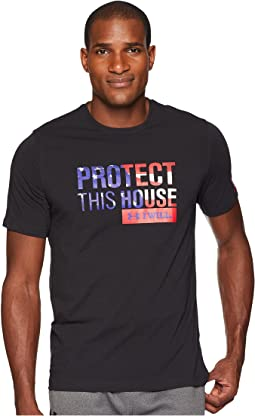 Under Armour UA Freedom Protect This House Tee 2.0