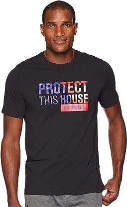 UA Freedom Protect This House Tee 2.0