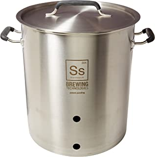 Ss Brewtech Home Brewing Kettle; Stainless Steel (10 Gallon)