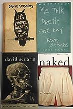 David Sedaris Novel Collection 4 Book Set