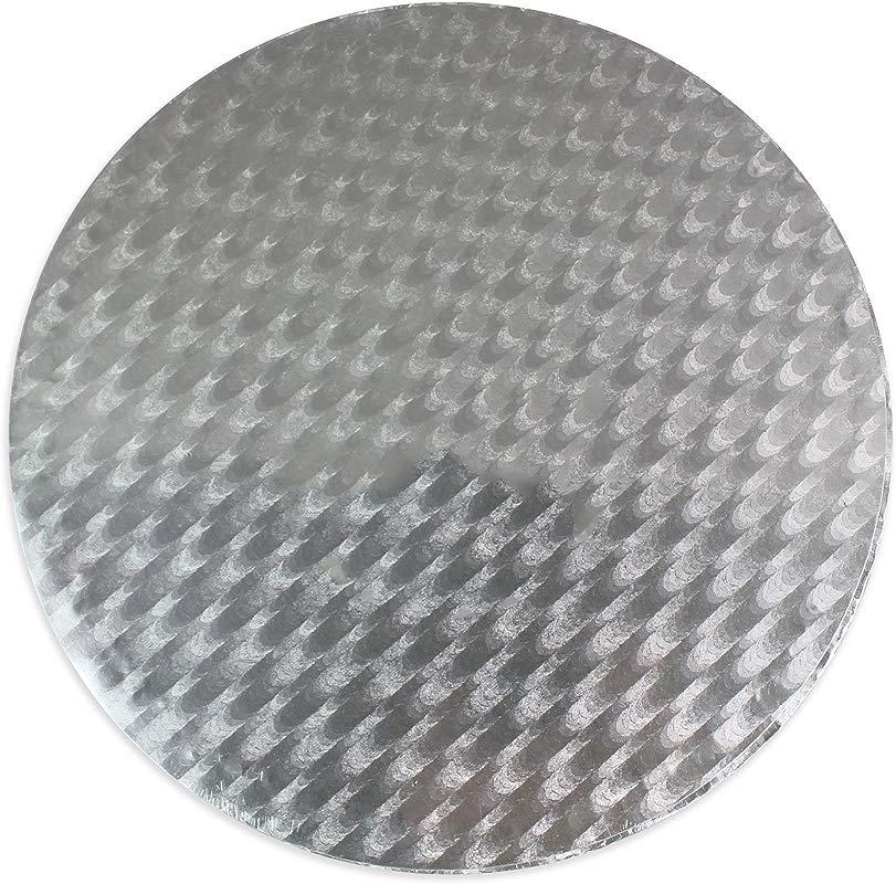 PME CBR851 Round Cake Board 18 Inch Silver