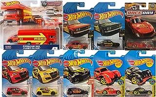 Hot Wheels 🔥 Real Riders Car Culture Teamsport 6/6 MOMO Racing Bundle 7pk Cars 1 Transport Truck (