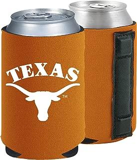 Magnetic Kolder Kaddy NCAA Can Cooler Coolie, One Piece (Texas Longhorns)