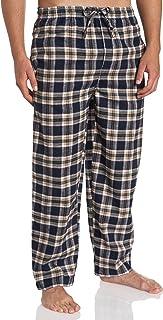 Nautica Men's Down Haul Tartan Flannel Pant