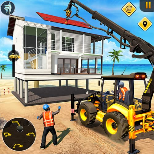 Strandhaus Builder Construction Games 2018