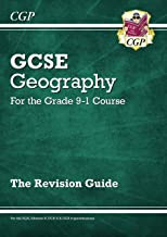 New Grade 9-1 GCSE Geography Revision Guide (CGP GCSE Geography 9-1 Revision)