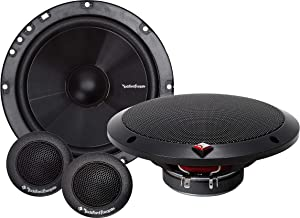 $99 » Rockford R1675-S R1 Prime 6.75-Inch 2-Way Component Speaker System