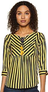 KRAVE Women Perennial striped