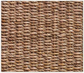 Decorita 10001506113 Hasır Görünümlü Cam Ocak Arkası Koruyucusu, 52cm x 60cm