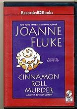 Cinnamon Roll Murder by Joanne fluke Unabridged MP3 CD Audiobook (Hannah Swensen Mystery Series)