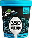 Breyers Cookies & Cream Lower Calorie Ice Cream, 500 ml (Frozen)