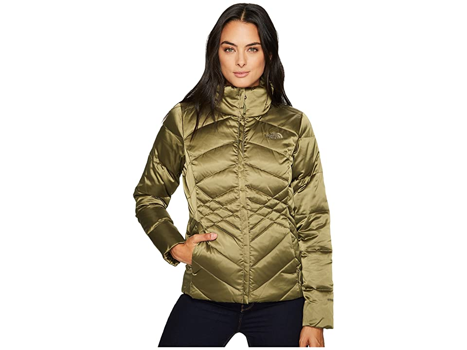 The North Face Aconcagua Jacket (Brunt Olive Green) Women