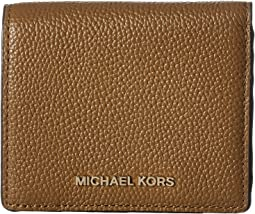 ef76f8d2f1aa Michael michael kors jet set travel carryall card case oyster ...