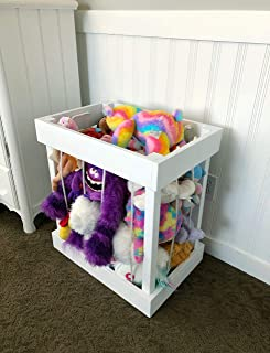 animal zoo toy storage