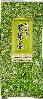 Otsuka Green Tea Leaf with Roasted Brown Rice and Maccha PowderMacchairi Genmaicha 100G