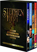 Stephen King's Collection: (Misery / The Dark Half / Needful Things / Carrie)