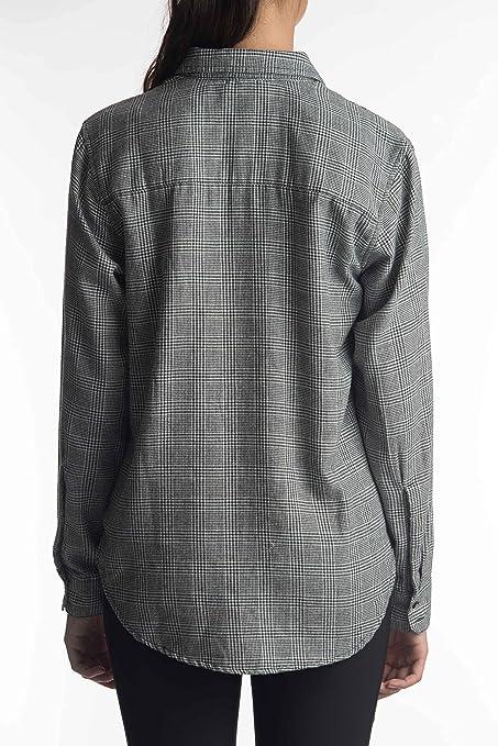 Hurley Damen W Wilson Plaid L//S Hemden