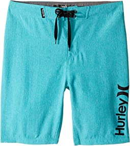 Hurley Kids Heathered Boardshorts (Big Kids)