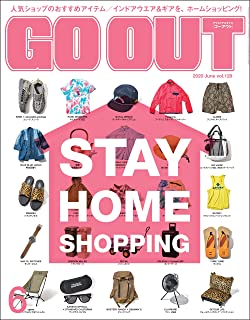 GO OUT (ゴーアウト) 2020年 6月号 [雑誌]