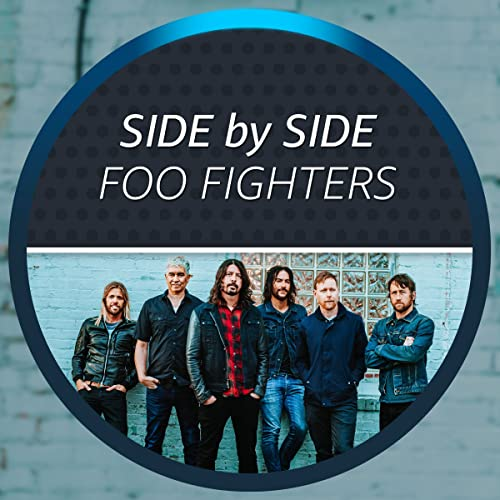 Amazon com: Side by Side with Foo Fighters: Amazon Music: MP3 Downloads