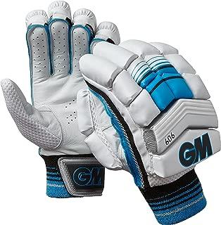 GM 606 Cricket batting gloves - 2018 Edition, (Left Handed, Men's Size)