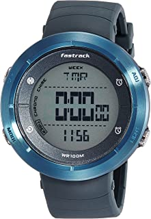 Fastrack Casual Watch for Men, Digital, Plastic, 38047PP03