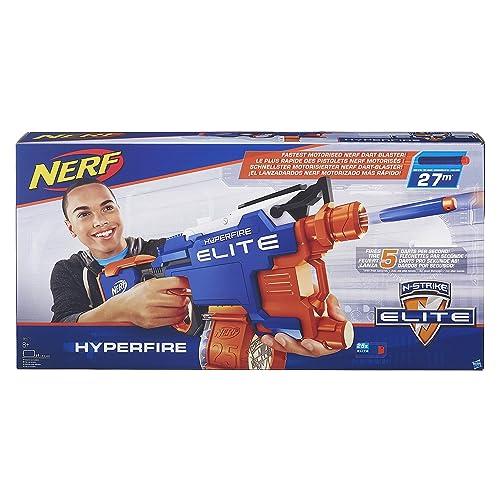 Nerf - B5573EU40 - Elite Hyperfire - Jeux de Tir