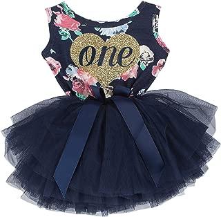 1st Birthday Dress (Sleeveless)