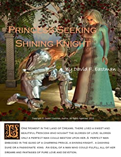 Princess Seeking Shining Knight (One Moment in the Land of Dreams Book 4)