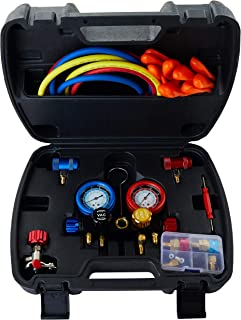 4 valve manifold gauge