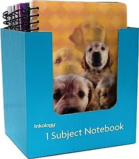 lenticular notebook