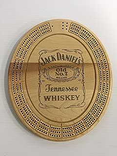 Jack Daniel's Cribbage Board