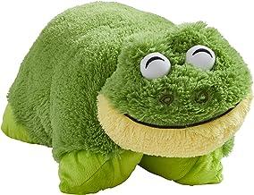 """Pillow Pets Friendly Frog Stuffed Animal - 18"""" Stuffed Animal Plush Toy, Green"""