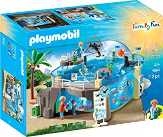 PLAYMOBIL Aquarium Building Set