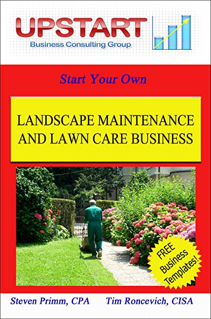 Landscape Maintenance and Lawn Care Business (English Edition)