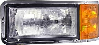 Dorman 888-5501 Passenger Side Headlight Assembly For Select Mack Models