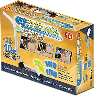 EZ Moves Furniture Glide Moving Kit - As Seen On TV