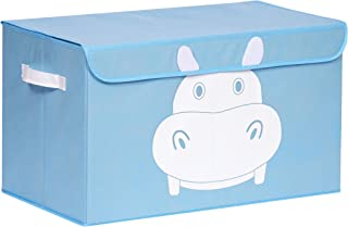 Katabird Storage Bin for Toy Storage - Large - Collapsible Chest Box Organizer with Lid for Nursery, Baby, Clothes, Kids Playroom, Pets, Children Books, Stuffed Animal, Dog Toys, Gift Baskets
