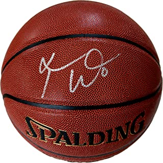 Russell Westbrook Houston Rockets Signed Autographed Spalding Basketball PAAS COA