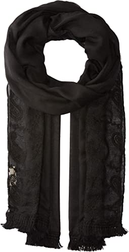 Collection XIIX - Paisley Lace Wrap