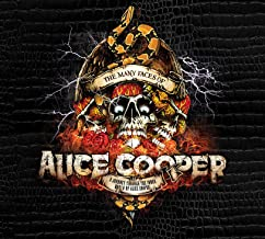Many Faces Of Alice Cooper / Various