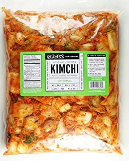Seoul Kimchi Original 56oz (3.5LB) Fresh & Healthy All Natural Gluten Free MADE UPON ORDER