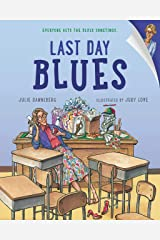 Last Day Blues (The Jitters Book 2) Kindle Edition