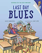 Last Day Blues (The Jitters Book 2)