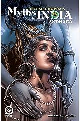 MYTHS OF INDIA ANDHAKA Kindle Edition