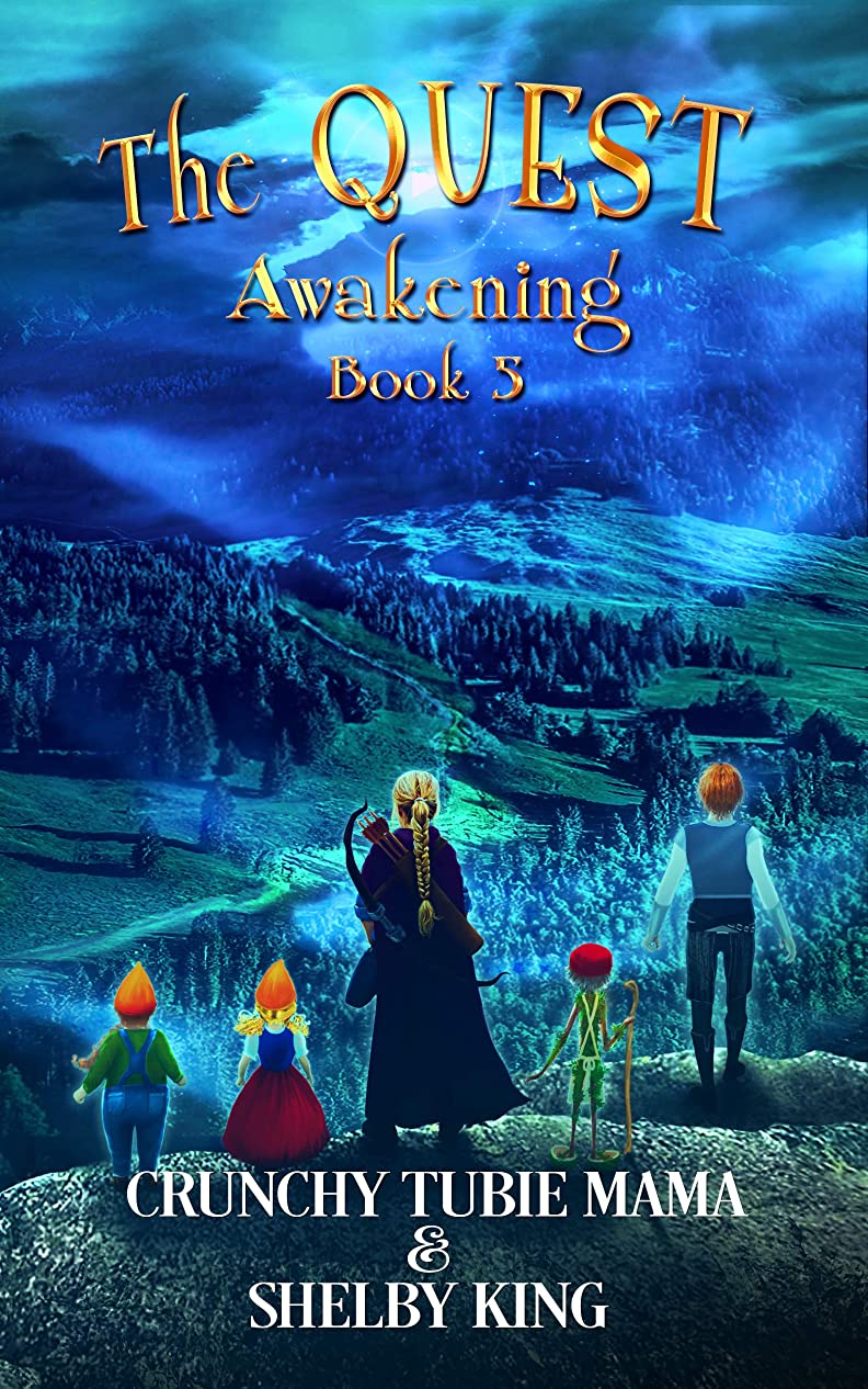 お祝い老人病なThe Quest: Awakening (English Edition)