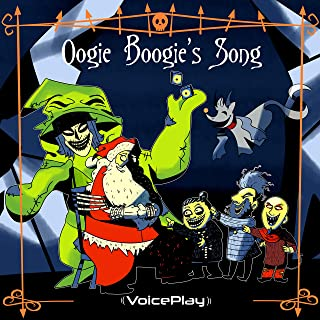 Oogie Boogie's Song