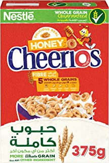 Nestle Honey Cheerios Breakfast Cereal - 375 gm