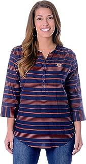 NCAA Women's Stripe Tunic Top