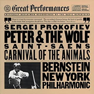Prokofiev: Peter and the Wolf - Saint-Saëns: Carnival of the Animals